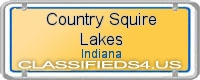Country Squire Lakes board